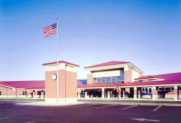 Russell Springs Elementary School – Russell Springs, KY