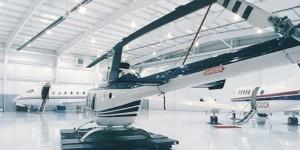 Wilkinson Flying Service Corporate Hangar – Lexington, KY