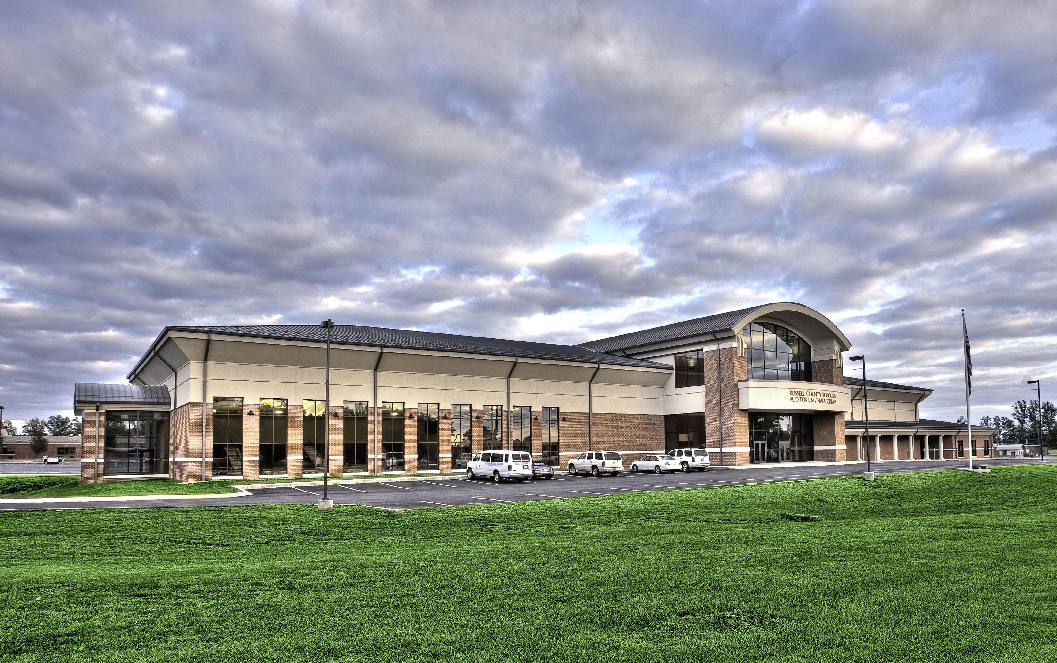 Russell County Auditorium Natatorium