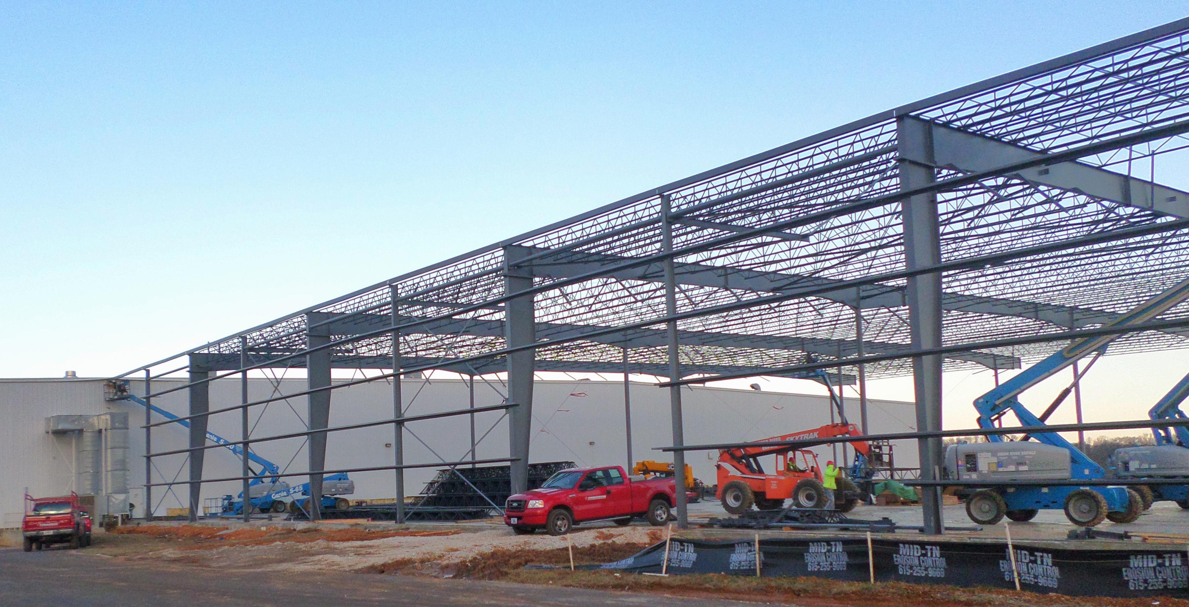 Bridgestone APM Plant #4 – Dickson, TN
