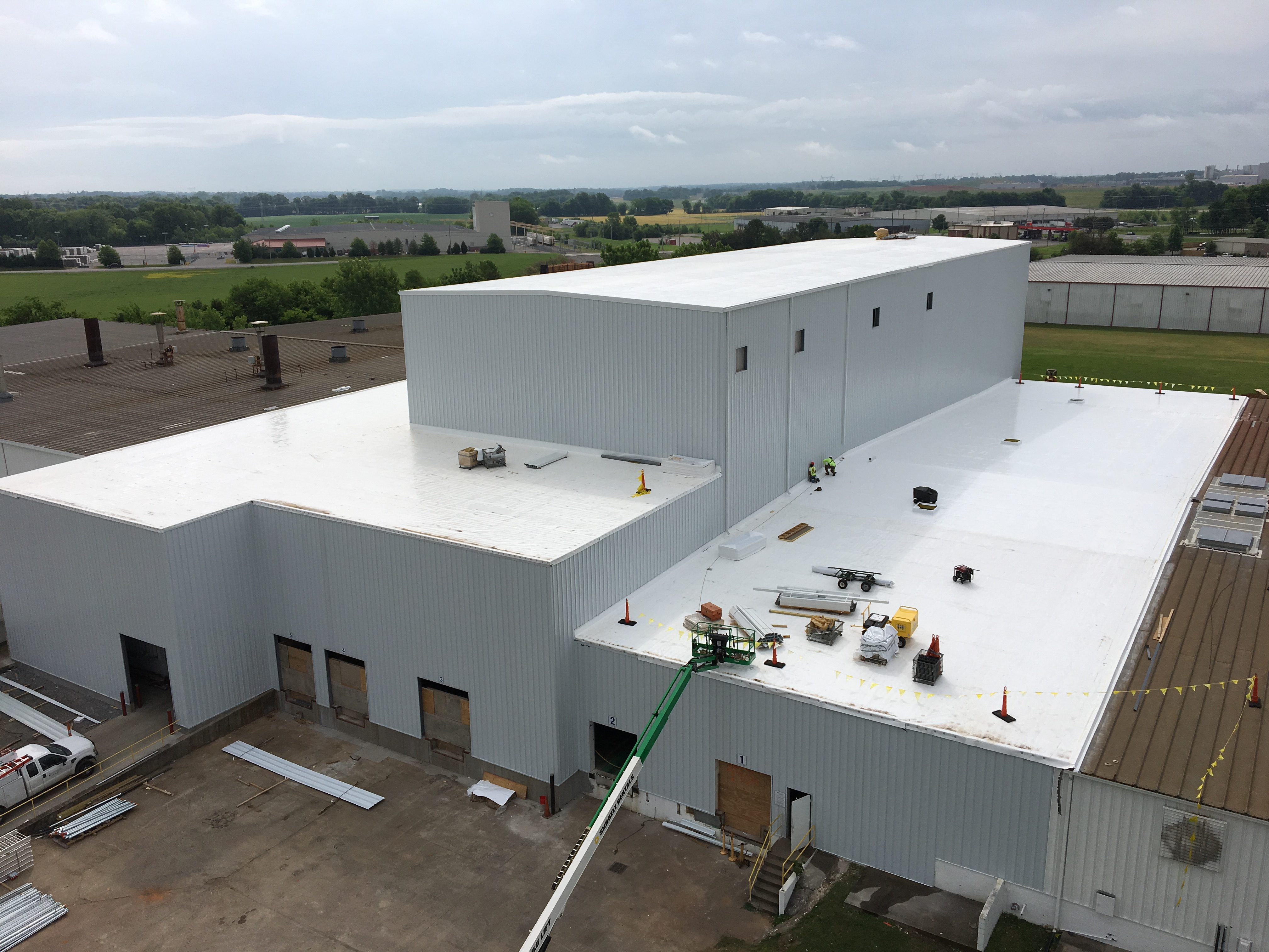 Shiloh Industries Expansion